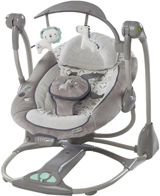 Automatische Schommel Baby.Convertme Swing 2 Seat Orson