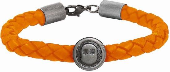 Ghost Rockers : Armbanden - Oranje - Gevlochten