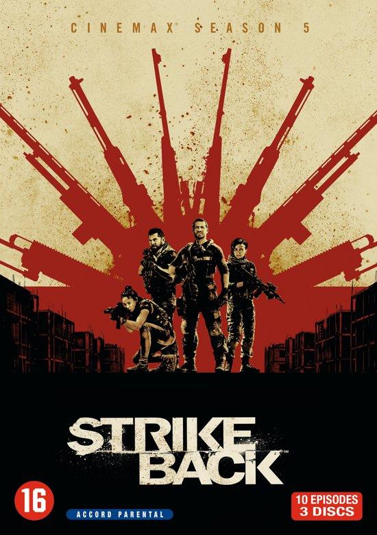Strike Back - Seizoen 5