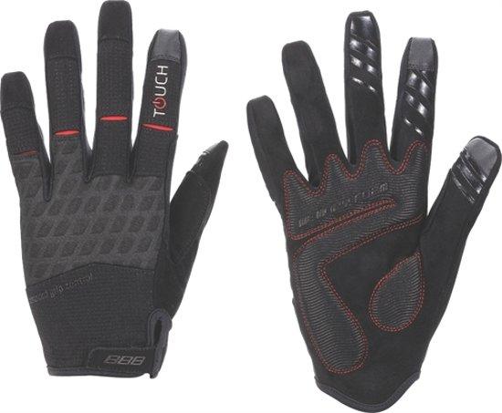 BBB BBW-52 Handschoenen FreeZone Zwart XL