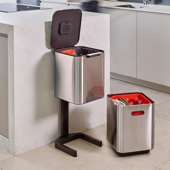 Joseph Joseph Intelligent Waste Totem 40 liter RVS