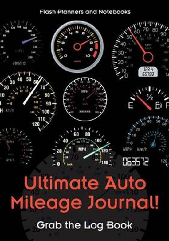 Ultimate Auto Mileage Journal! Grab the Log Book