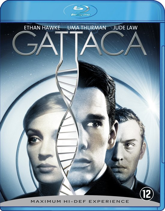 Cover van de film 'Gattaca'