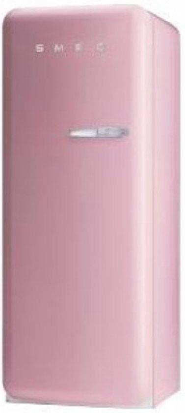 Smeg FAB28LRO1 - Koelkast - Roze