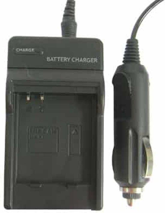Digitale camera batterijlader voor CANON NB6L (zwart)
