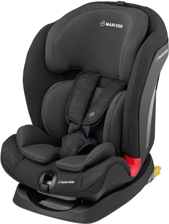 Kinderstoel Auto 6 Jaar.Maxi Cosi Titan Autostoel Nomad Black