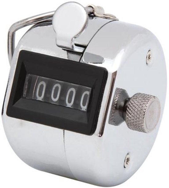 Handteller Personenteller Hand Tally Counter