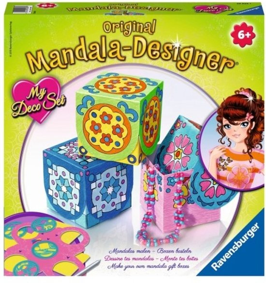 Ravensburger My deco set friendship mandala designer