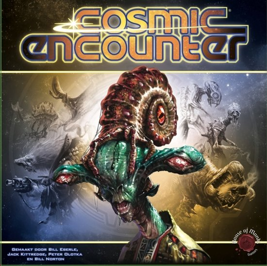 Cosmic Encounter (Nederlandse Editie)