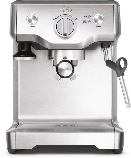 Solis Barista Perfect Pro 118 Zilver