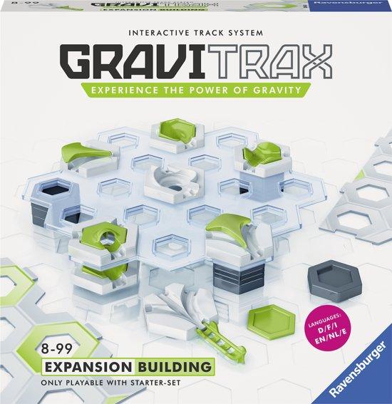 Ravensburger GraviTrax® Bouwen Uitbreiding - Knikkerbaan