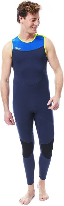 Toronto Long John 2mm Blue 303817151 Herenwetsuit - maat XXXL Jobe