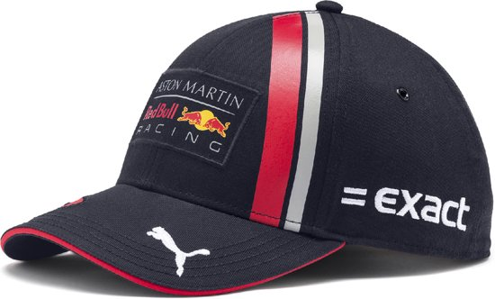 Red Bull Racing Official Verstappen Baseball Cap