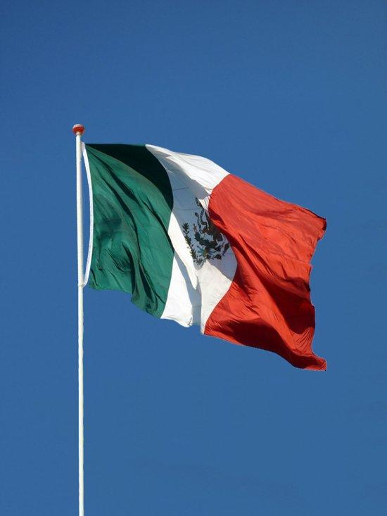 bol | mexicaanse vlag (mexico vlag) - 90x150cm