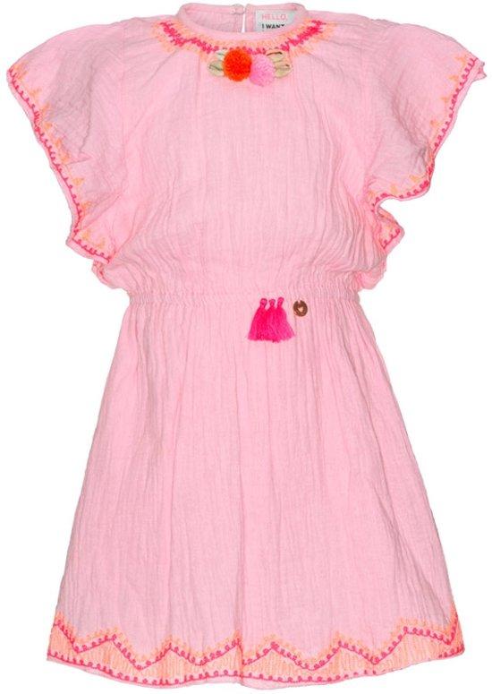 meisjes jurken maat 140