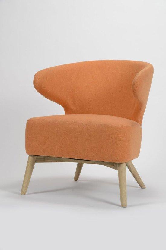 Oranje Design Fauteuil.Davidi Design Roza Fauteuil Oranje