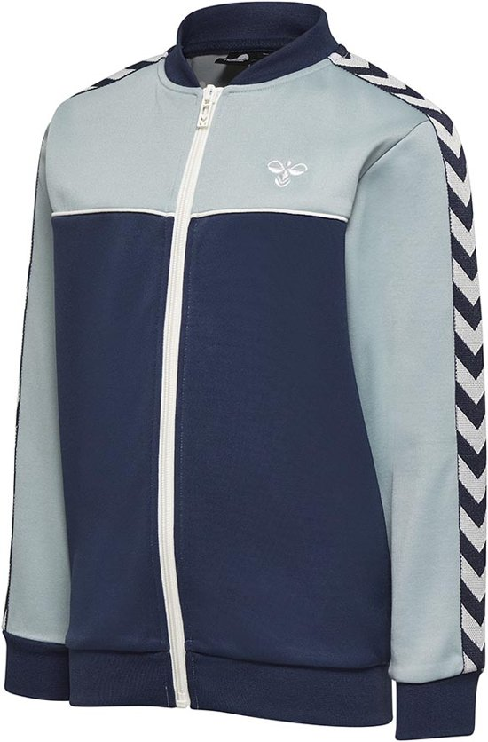 hummel Hmlvega Zip Jacket Sportjas Kinderen - Blauw