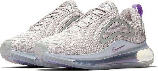 Nike Sneakers Maat 39 Vrouwen witpaars