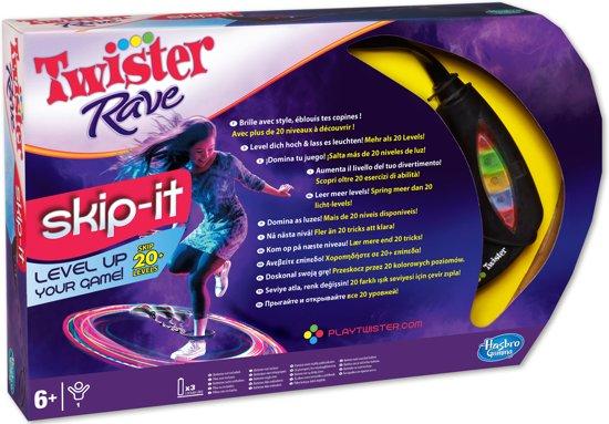 Afbeelding van het spel Twister Rave Skip it - Kinderspel