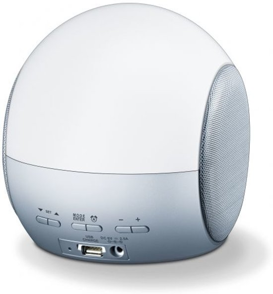 Beurer WL90 4-in-1 Wake Up Light