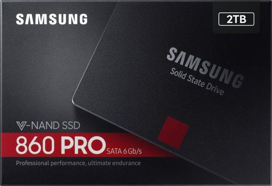 Samsung 860 PRO 2TB 2,5 inch