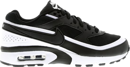 more photos c55f1 a74a1 Nike Air Max BW (GS) Sneakers - Maat 39 - Meisjes - zwart