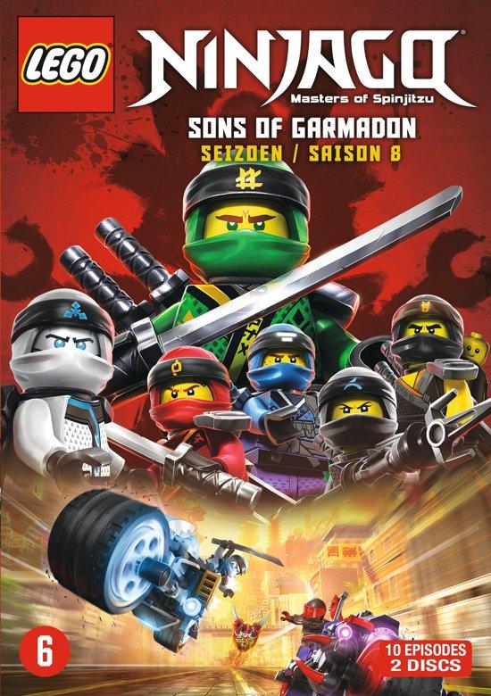 LEGO Ninjago - Seizoen 8