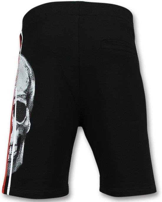 Mannen Gate Zwart Broek Shorts Korte Maten Golden L Heren wXFYU4x