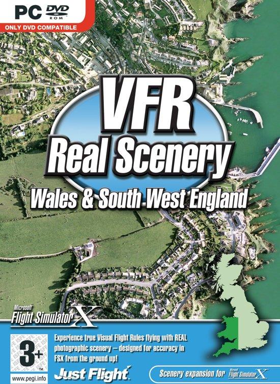 Vfr Real Scenery - Volume 3 (FSX) - Windows kopen