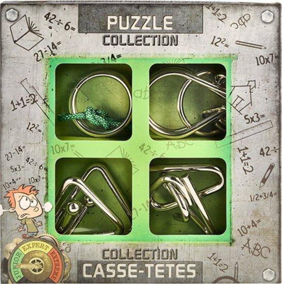 Afbeelding van het spel Junior Metal Puzzles collection