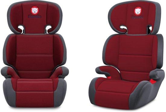 Bol.com lionelo lars autostoel verstelbare hoofd en rugleuning