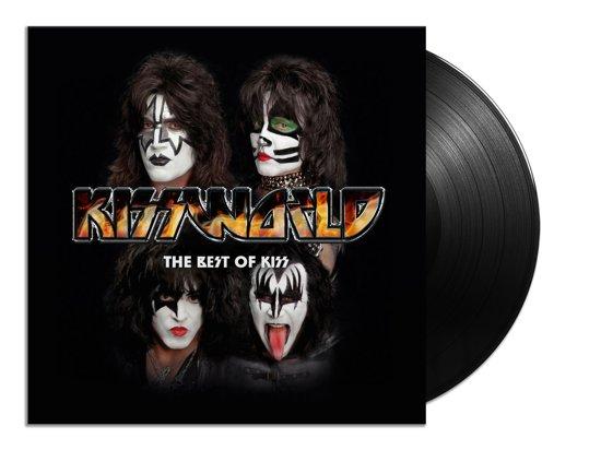 Kissworld: The Best of Kiss (LP)