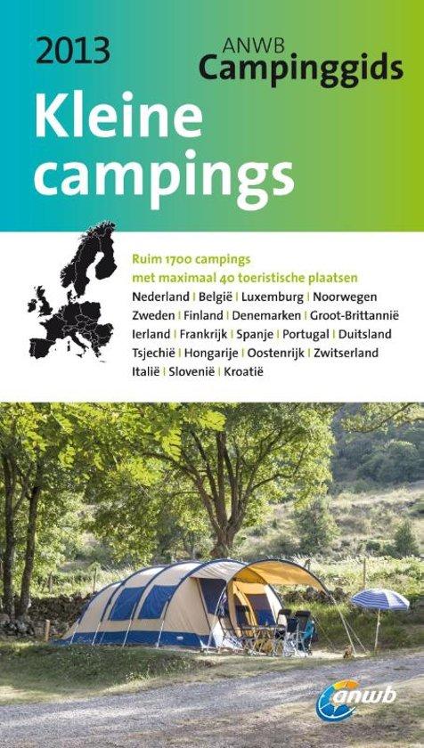 ANWB campinggids - Kleine campings 2013 - none pdf epub