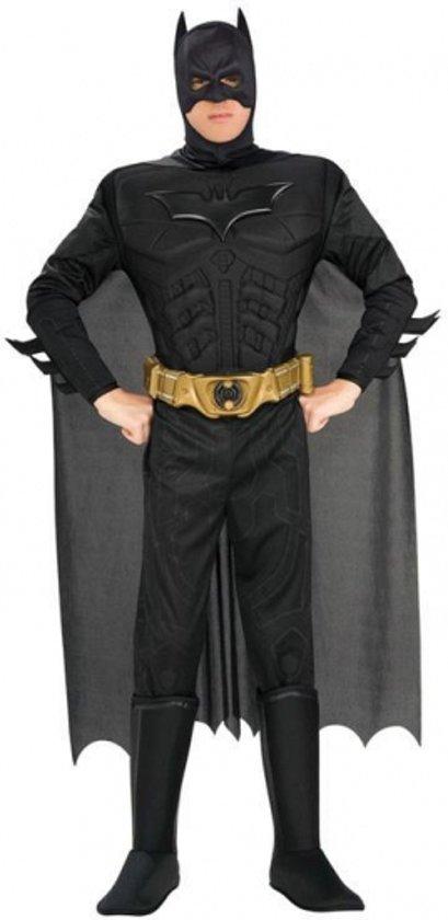 Luxe batman kostuum voor heren M/L (50-52)
