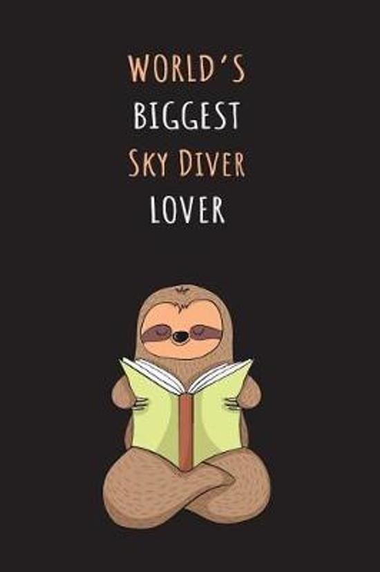 World's Biggest Sky Diver Lover