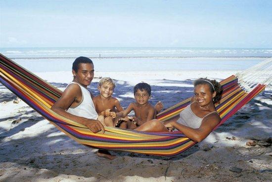 Hangmat 'Paradiso' tropical
