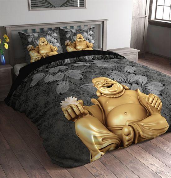 bol.com | Sleeptime Fat Buddha Black
