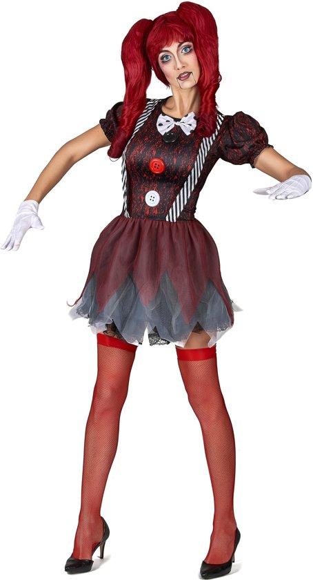 Enge Kostuums Halloween.Horror Pop Kostuum Voor Vrouwen Verkleedkleding Maat S