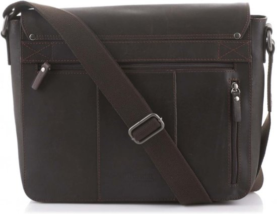 Brown Dakota M Heyden Bag Messenger Leonhard nk8P0wO