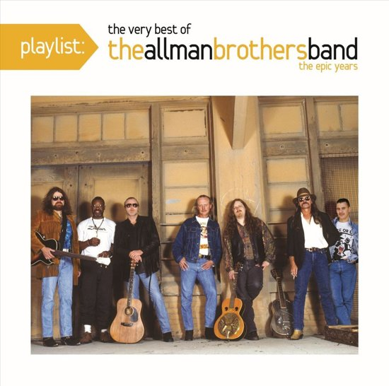 Playlist: The Very Best of the Allman Brothers Band