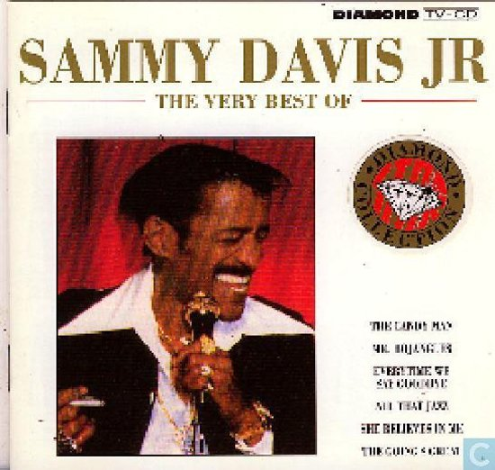 Sammy Davis Jr. - The Very Best Of - Diamond Collection TV-CD 1992