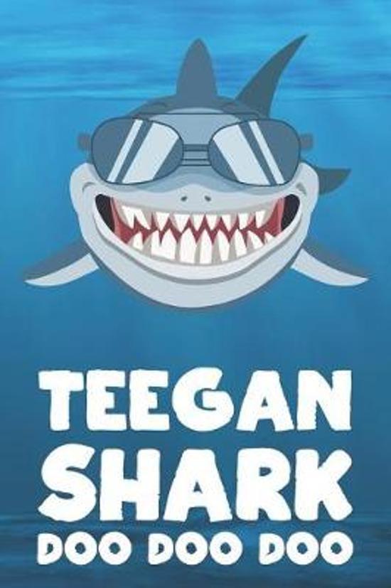 Teegan - Shark Doo Doo Doo