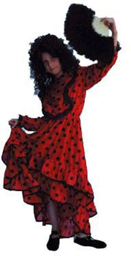 fd97d3c5080b76 Spaanse jurk voor kinderen 128