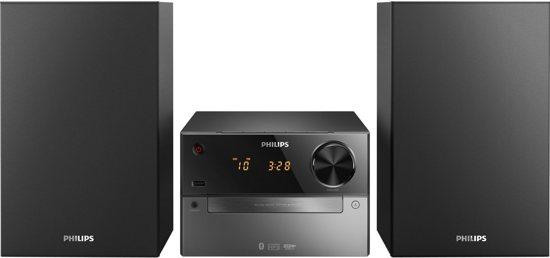 Philips MCB2305 - Microset met DAB+ Radio - Zwart in Louette-Saint-Denis