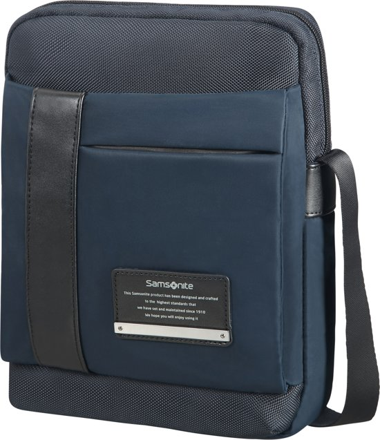 Inch 7 Crossover Tablet Samsonite Tabletschoudertas 9 Blue Openroad Space Z7qSUPwUf