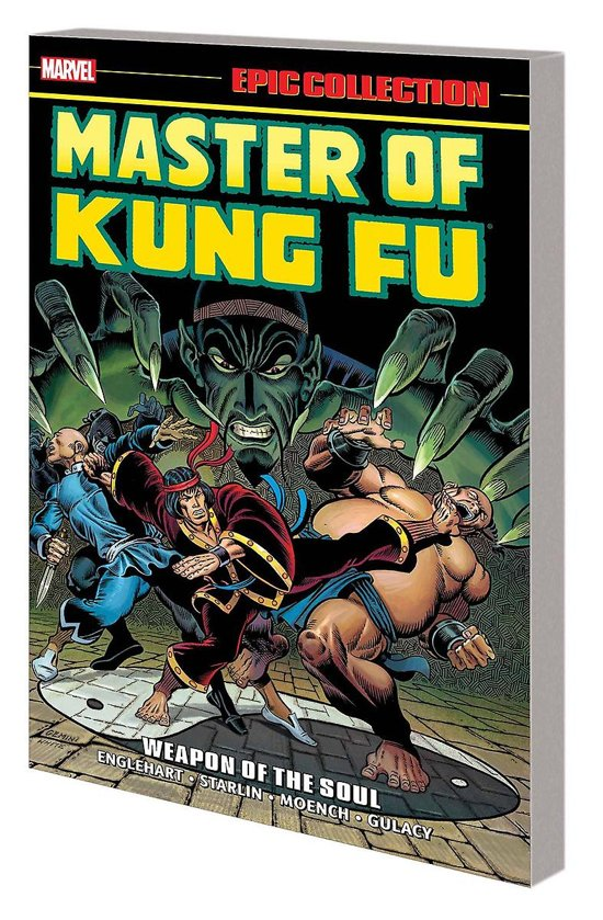 Master Of Kung Fu Epic Collection