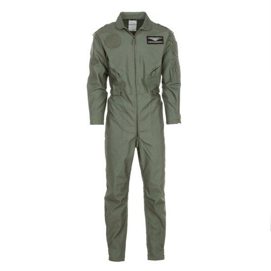 Fostex piloten overall groen