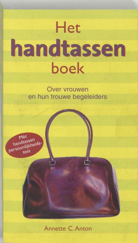 Het Handtassenboek - Annette C. Anton  