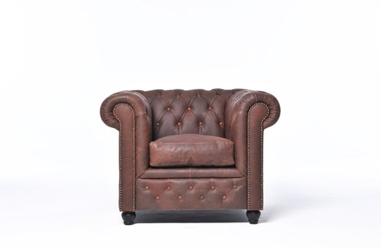 Chesterfield Fauteuils En Zetels.The Chesterfield Brand Vintage Fauteuil Met Arm Bruin