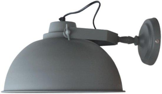 LABEL51 - Wandlamp Urban Grijs 30 cm